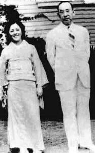 Mrs Hawayo Takata and Dr Chujiro Hayashi